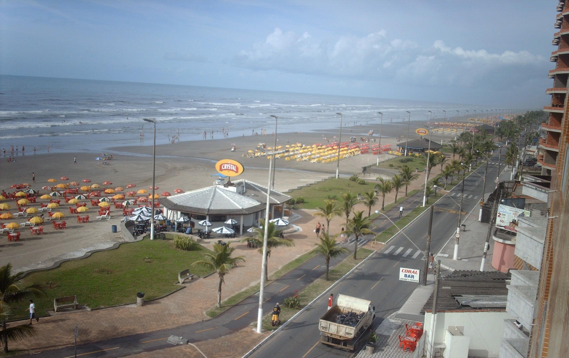 Praia Grande-SP em28.01.2008